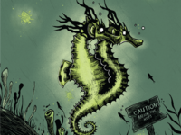 Nuclear Seahorse