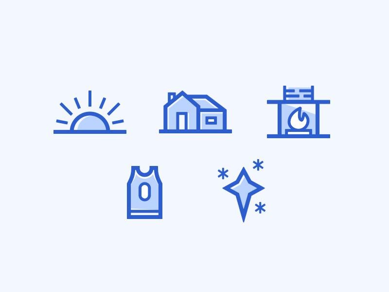 Klc dribbble icons