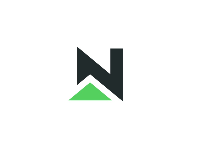 Northern Colorado Campaign Icon n green place brand branding brand logo identity mark icon mountain colorado campaign