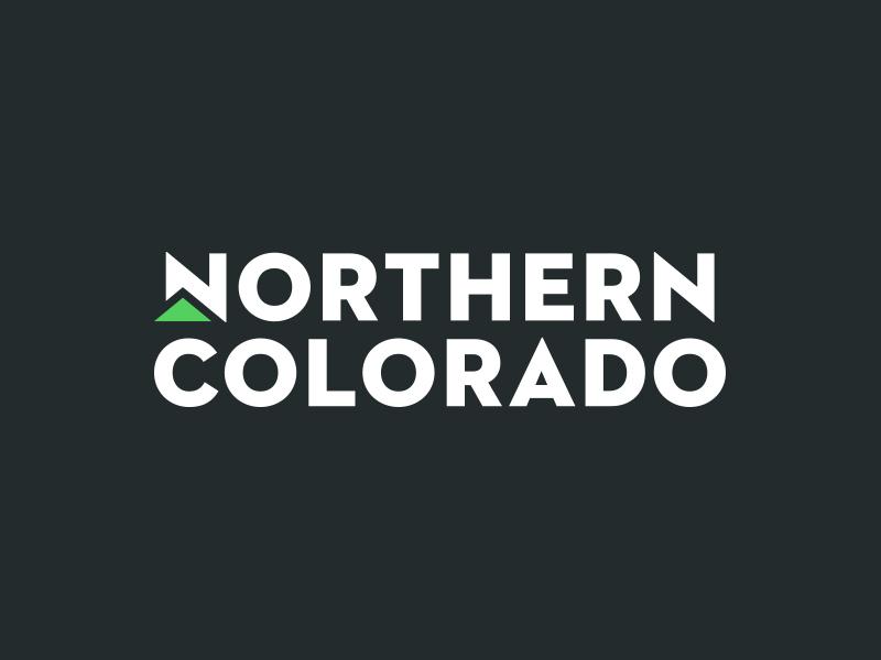 Northern Colorado - Campaign Identity n mountain place brand branding brand logotype mark logo identity campaign colorado