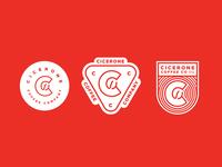 Cicerone Coffee Company Identity