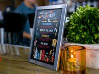 M2BN - Drink Board