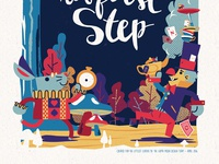 Every Adventure Requires a First Step - Full Illustration