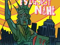Lady Liberty - Unused Illustration