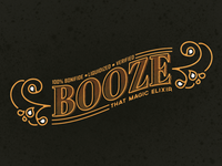 Booze - The Spirit Enhancer