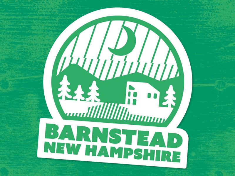 Weekly Warm-Up No. 1 - Hometown Sticker icon mark branding vector illustration sticker hometown warmup weekly challenge