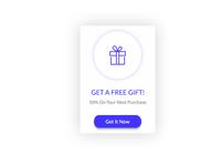 Gift Widget