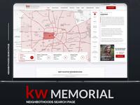 Keller Williams Memorial Neighborhoods Search