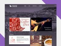 Portuguese Coffee Hub
