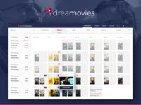 Dreamovies calendar