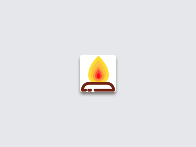 Fire spinner ios uikit real microinteractions ui animation flow createwithflow animation