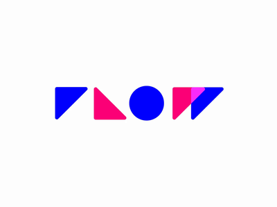 Flow x Figma - Logo Animation for Feature Release branding design logo figma ui animation flow createwithflow animation