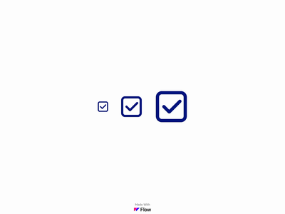 Zombo checkboxes checkbox micro interaction uikit real ios microinteractions ui animation flow createwithflow animation