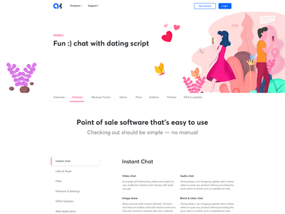 Dating App UI green graphic fashion flat dribbble digital drawing design space character cartoon clean color brand art sketch simple illusration app concept ui  ux design