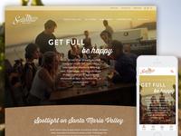 Santa Maria Valley Tourism Website