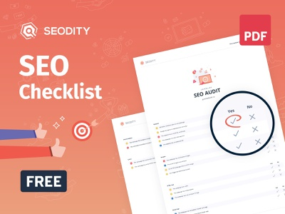Checklist from Seodity seo report report website on-site seo checklist freebie free seo audit seo checklist seodity
