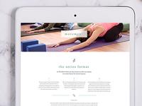 The Wren's Nest Website Design
