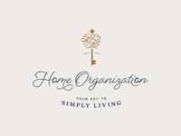L+K Home Organization Primary Logo