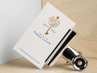L+K Home Organization |  Business Card