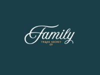 Family Trade Secret Wordmark