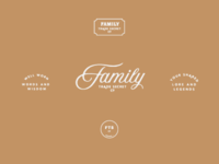 Family Trade Secret Marks