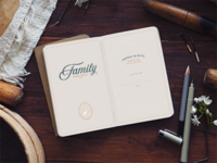 Family Trade Secret Workbook