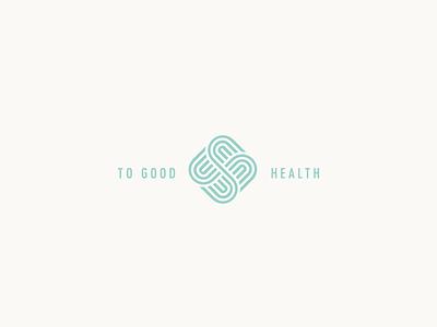 Fitness Brand Submark health wellness fitness brand design logo design identity design mark graphic design logo typography branding