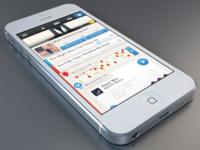 Social Feed for a Music App