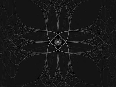 starlight - 4 p5js processing mathart generative art design art