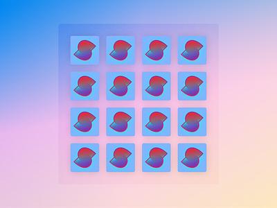 jackdaw figma graphic jackdaw gradient logo