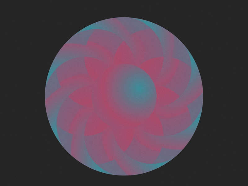 Geometric gradient gradient vector affinitydesigner affinity pattern design illustration geometry