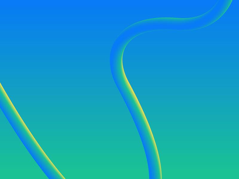 3D Gradient Exploration blend graphic design 3dgradient 3d gradient web vector design illustration
