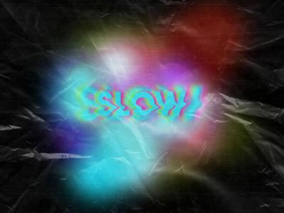 80's holographic liquid type glitch hologram cyberpunk 80s style typogaphy kinetic type liquid animation holographic typography