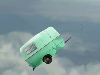 Fear Of Flying series: The Caravan