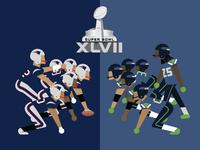 Happy Super Bowl Sunday!