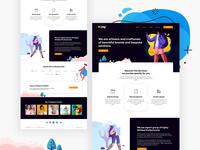 FCDigi Website Design