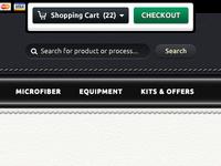Magento e-Commerce Design Sneaky Peek