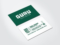Guru Suspension Business Cards