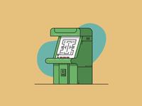 Arcade automatic
