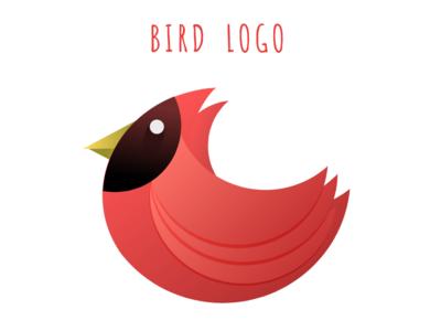 Bird Logo ux ui logo vector design