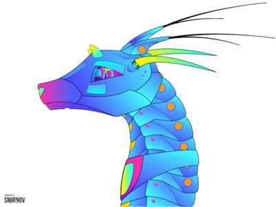 Antelope vector web design