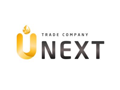 Unext Trade Company icon logo ux ui vector web design