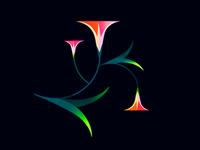 Angular Flower