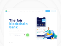 Blockchain bank