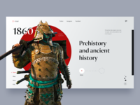 Japan history website