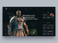 Game site concept