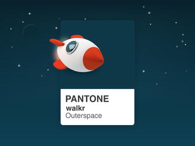 Pantone walkr
