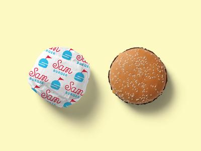 Samburger - Wrapped
