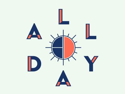 All Day - Main Logo