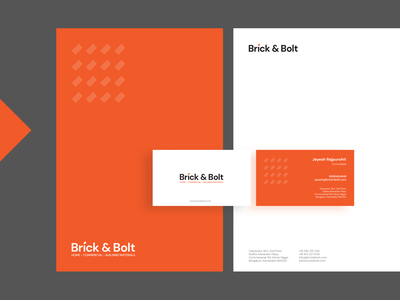 Brick & Bolt - 2 logodesign real estate design realestate app branding icons business illustration ux website netbramha design ui